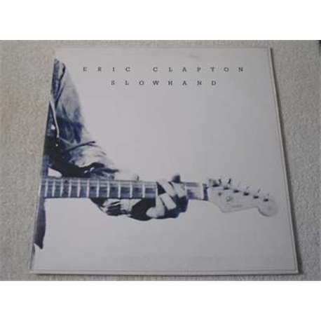 Eric Clapton - Slowhand Vinyl LP Record For Sale
