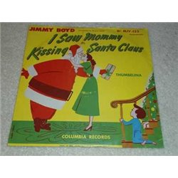 "I Saw Mommy Kissing Santa Claus - 10"" 78 RPM Record For Sale"