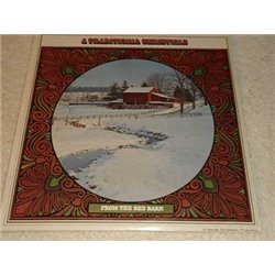 A Traditional Christmas - Red Barn Restaurants Vinyl LP For Sale