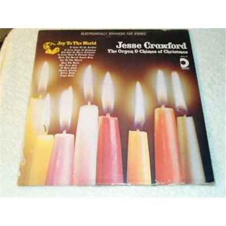 The Organs And Chimes Of Christmas - Jesse Crawford Vinyl LP For Sale