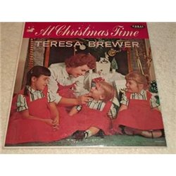 Teresa Brewer - At Christmas Time - Coral Records LP For Sale