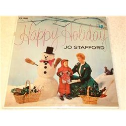 Jo Stafford - Happy Holiday Vinyl LP Record For Sale