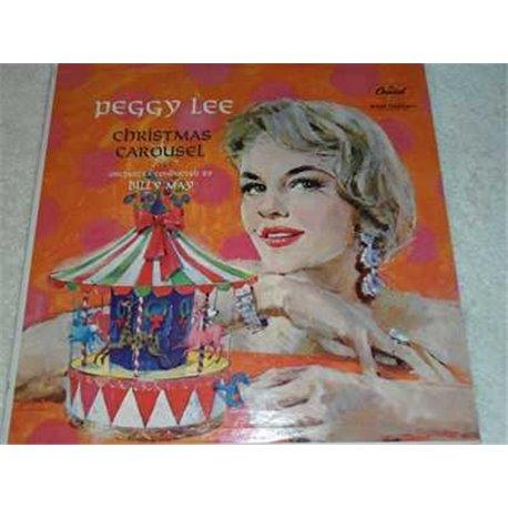 Peggy Lee - Christmas Carousel Vinyl LP Record For Sale