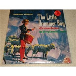 The Little Drummer Boy - Christmas Festival Vinyl LP For Sale