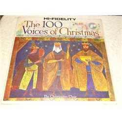 The Christianairs - The 100 Voices Of Christmas Vinyl LP Record For Sale