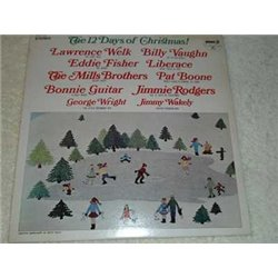 The 12 Days Of Christmas - Various Artists Vinyl LP Record For Sale