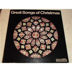 The Great Songs Of Christmas - Album 9 LP Record For Sale