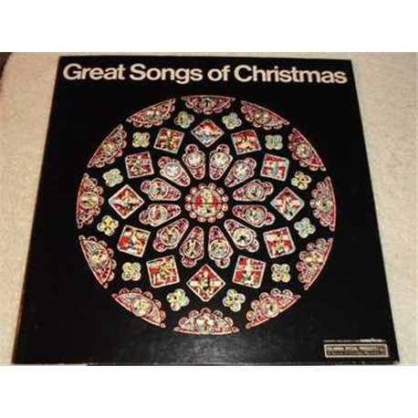 The Great Songs Of Christmas - By Great Artists Of Our Time Vol 8 LP For Sale