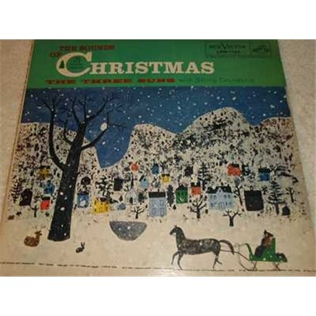 The Three Suns - The Sounds Of Christmas Vinyl LP For Sale