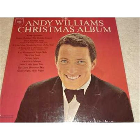 Andy Williams - The Andy Williams Christmas Album Vinyl LP For Sale