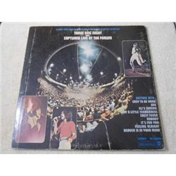 Three Dog Night - Captured Live At The Forum LP Vinyl Record For Sale