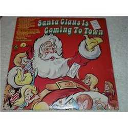 Santa Claus Is Coming To Town - The Caroleers Vinyl LP For Sale