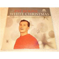 Pat Boone - White Christmas Vinyl LP Record For Sale