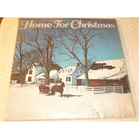 Home For Christmas - Various Artists Of The 70s 2x Vinyl LP For sale