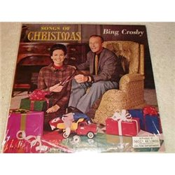 Bing Crosby - Songs Of Christmas Vinyl LP Record For Sale
