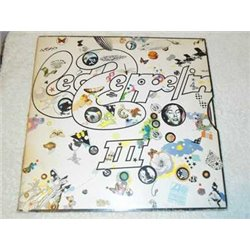 Led Zeppelin - III ( Three ) Gatefold Vinyl LP Record For Sale