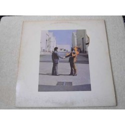 Pink Floyd - Wish You Were Here 1st Press Vinyl Lp Record For Sale