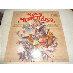 The Muppets - The Great Muppet Caper Vinyl LP Record For Sale