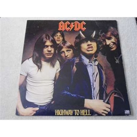 AC/DC - Highway To Hell Vinyl LP Record For Sale