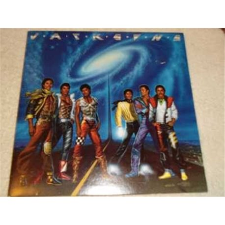 The Jacksons - Victory Vinyl LP Record For Sale