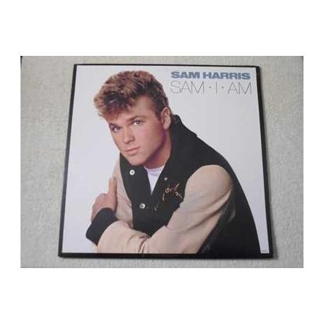 Sam Harris - Sam I Am LP Vinyl Record