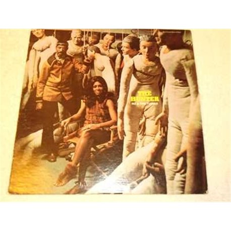 Ike And Tina Turner - The Hunter Vinyl LP Record For Sale