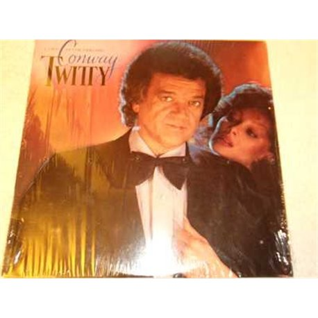 Conway Twitty - Lost In The Feeling Vinyl LP Record For Sale
