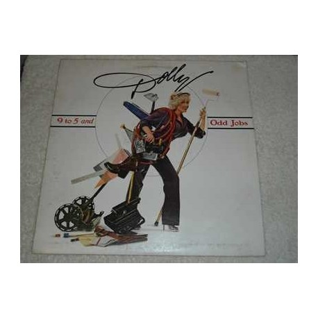Dolly Parton - 9 to 5 Vinyl LP Record For Sale