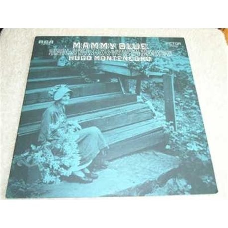 Hugo Montenegro - Mammy Blue Vinyl LP Record For Sale