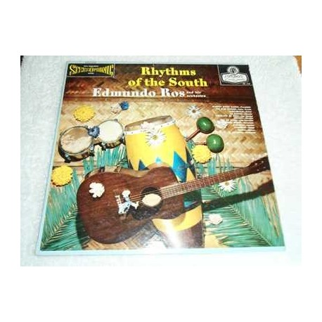 Edmundo Ros - Rhythms Of The South Vinyl LP Record For Sale