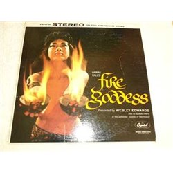 Al Kealoha Perry - Fire Goddess Vinyl LP For Sale