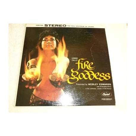Al Kealoha Perry - Fire Goddess Vinyl LP For Sale