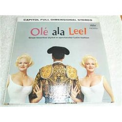 Peggy Lee - Olé Ala Lee Vinyl LP Record For Sale