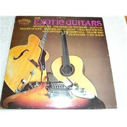 The Exotic Guitars - Self Titled Vinyl LP Record For Sale