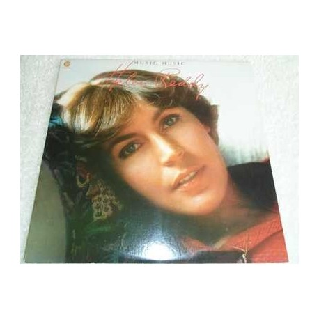 Helen Reddy - Music Music Vinyl LP Record For Sale