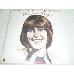 Helen Reddy - Free And Easy Vinyl LP Record For Sale