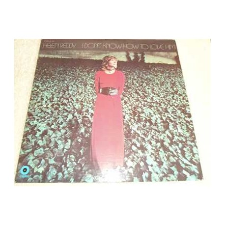 Helen Reddy - I Dont Know How To Love Him Vinyl LP Record For Sale