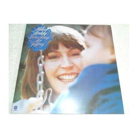 Helen Reddy - Love Song For Jeffrey Vinyl LP Record For Sale