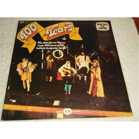The John Currie Revue - 400 Years Of Folk Vinyl LP Record For Sale