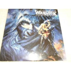 Warlock - Triumph And Agony Vinyl LP Record For Sale