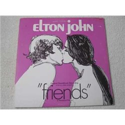 Elton John - Friends Soundtrack Vinyl LP Record For Sale