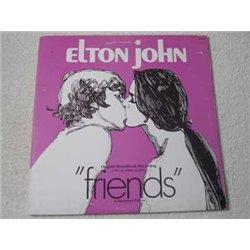 Elton John - Friends Soundtrack Vinyl LP Record For Sale