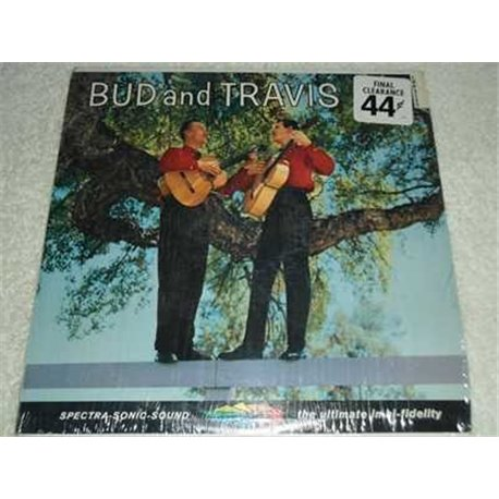 Bud And Travis - Self Titled Vinyl LP Record For Sale