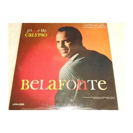 Harry Belafonte - Jump Up Calypso Vinyl LP Record For Sale