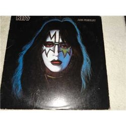 Kiss - Ace Frehley LP Record With Poster For Sale