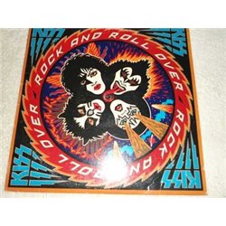 Kiss - Rock And Roll Over LP Record Album For Sale