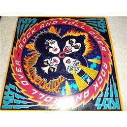 Kiss - Rock And Roll Over LP Record CTH Press For Sale