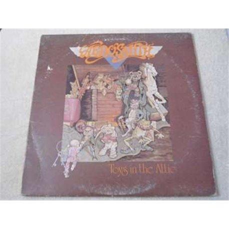 Aerosmith - Toys In The Attic LP Record For Sale