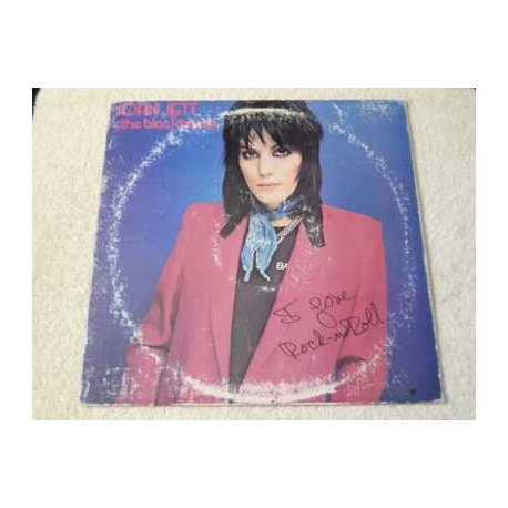 Joan Jett And The Blackhearts - I Love Rock N Roll LP Vinyl Record For Sale