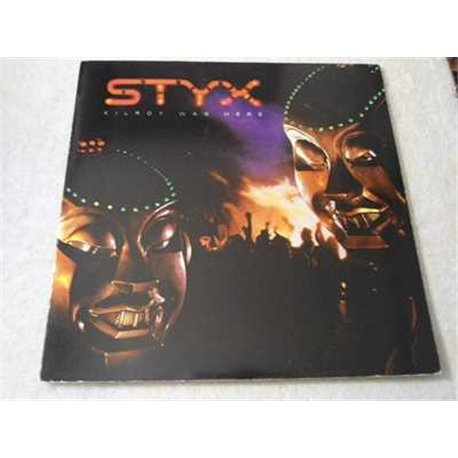 Styx - Kilroy Was Here Vinyl LP Record For Sale